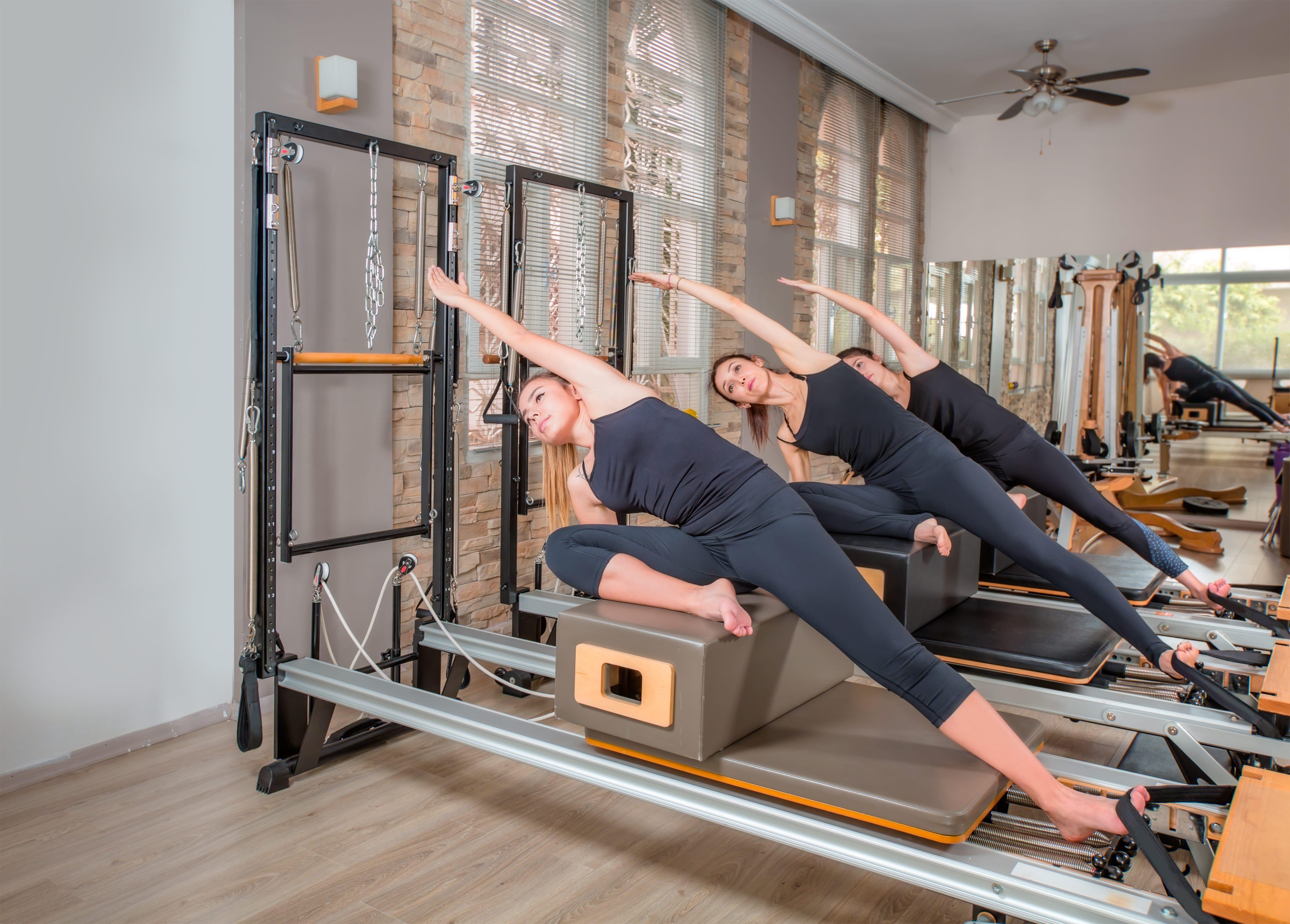 The Top 3 Pilates Studios in City West - Seven West